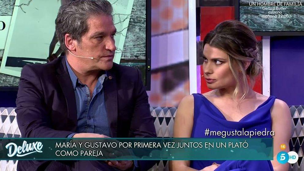 Gustavo González en el 'Deluxe': Estoy harto de que llamen p... a Lapiedra