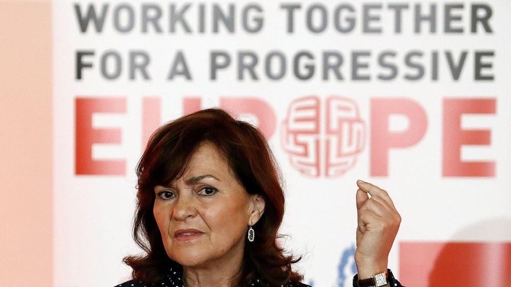 Foto: Convención del Partido Socialista Europeo (PES). (EFE)