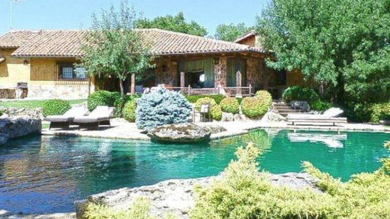 La casa de Pablo Iglesias e Irene Montero, tal y como estaba anunciada en las inmobiliarias.