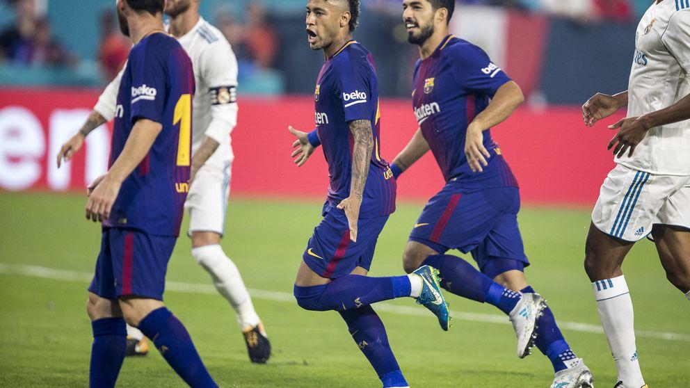 El día que hable Neymar lo hará porque a él le dé la gana, no porque lo diga el Barça