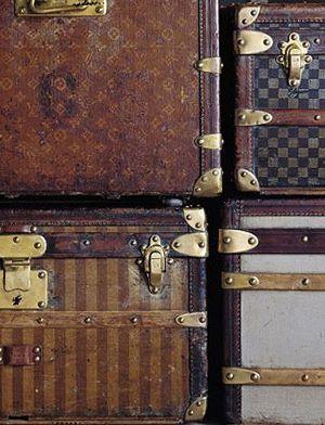 Louis Vuitton suelta sus maletas en una exposición en el Museo Canavalet de París