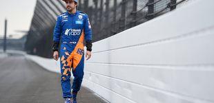 Post de El plan B de Fernando Alonso o por qué este McLaren no es el del trastazo en Indianápolis