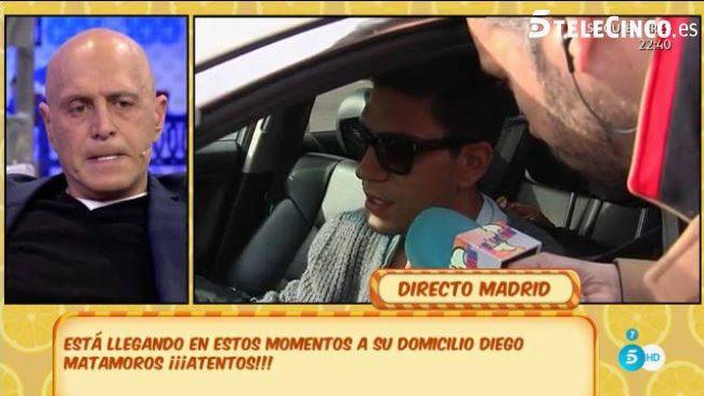 Kiko Matamoros, muy afectado: Si mi hijo ha hecho mal, tendrá que apechugar