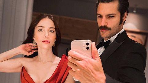 Planes de boda para Özge Gürel y Serkan Çayoğlu (de 'Amar es primavera'), con anillo de 36.000 euros incluido