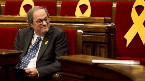 Torra se querellará contra Pablo Casado por calificarle de desequilibrado