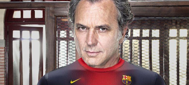 Foto: Acusan a tres jugadores del Barcelona de hacer publicidad encubierta de 'El Príncipe'