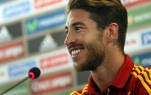 Ramos asegura que la Selección tiene muchas ganas de jugar en España