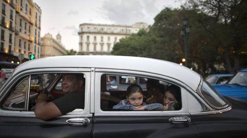Los coches 'retro' de Cuba, un viaje en el tiempo