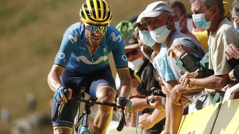 Eterno Valverde: 'El Bala' gana la sexta etapa del Critérium Dauphiné a los 41 años
