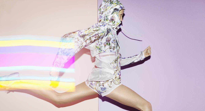 Foto: No dejes que tu ropa interior te impida practicar deporte correctamente (Stella McCartney para Adidas)