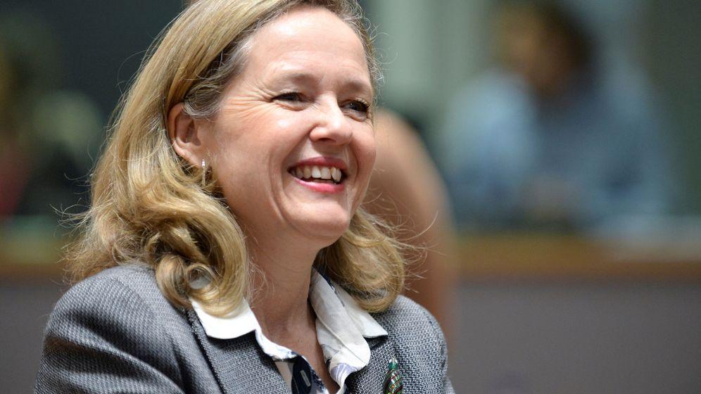 Foto: Nadia Calviño, vicepresidenta económica del Gobierno. (Reuters)