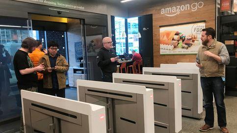 Abre el supermercado del futuro, según Amazon: así es comprar sin colas ni cajeros
