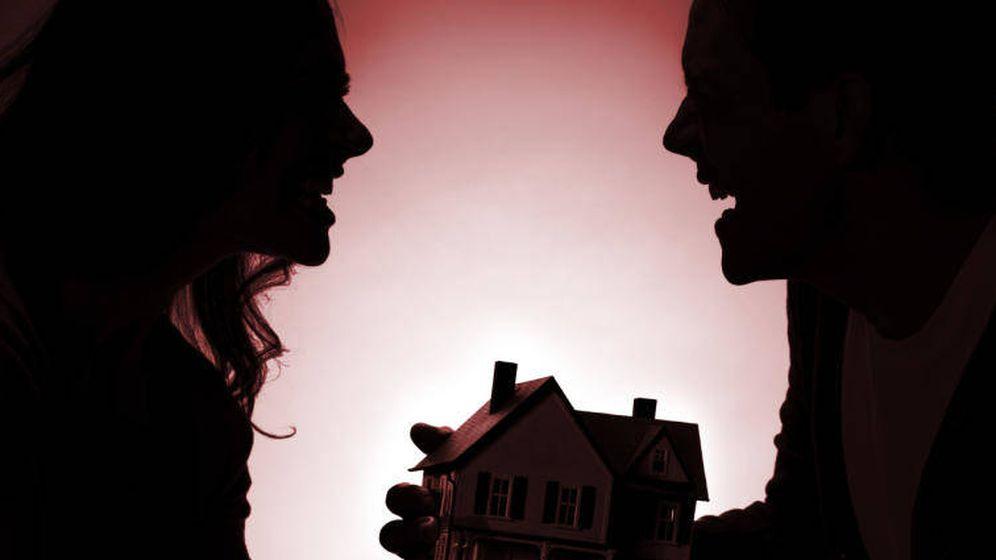 Foto: ¿Qué debo hacer para hipotecarme con mi  pareja y evitar conflictos en caso de divorcio? (Corbis)