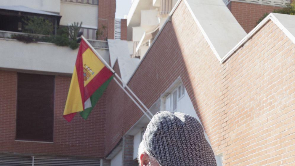 Foto: Imagen de archivo del comisario José Manuel Villarejo tras prestar declaración en un juzgado en febrero de 2016. (EFE)