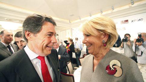 Aguirre, Aznar, Granados, Rajoy... la vida política de Ignacio González en el Partido Popular