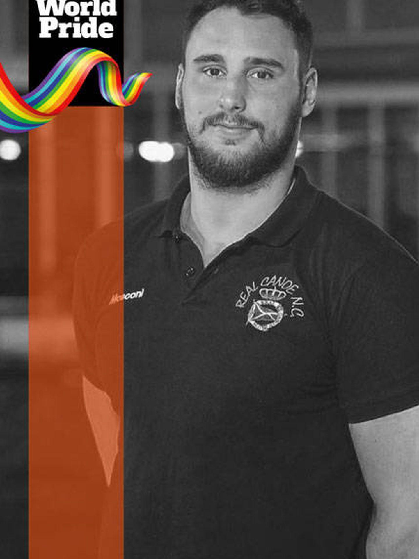 Orgullo LGTBI 2017: Víctor Gutiérrez.