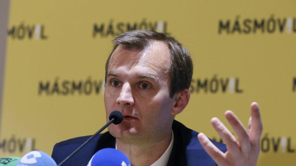 La cúpula de MásMóvil y los accionistas históricos se ponen las botas en el debut