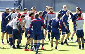 El 'Baby Boom' Belga quiere frenar el éxtasis por el fútbol en USA