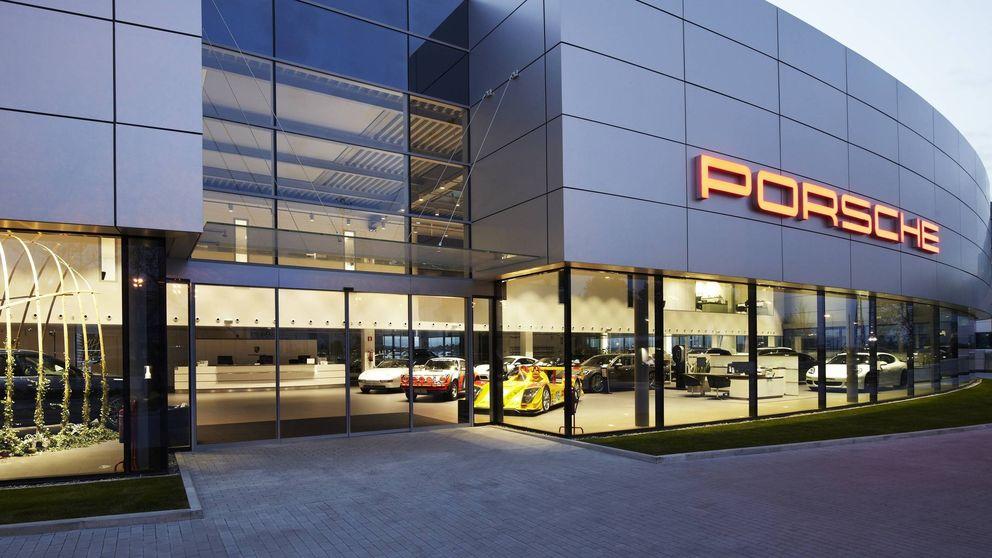 Nueva sede de Porsche para dejar con la boca abierta a clientes... y a no clientes