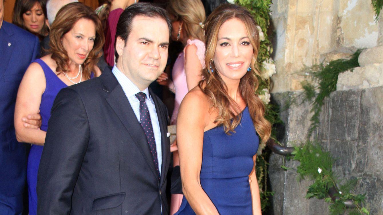 Foto: Gema Ruiz y su marido, Juan Díaz, en una imagen de archivo (Gtres)