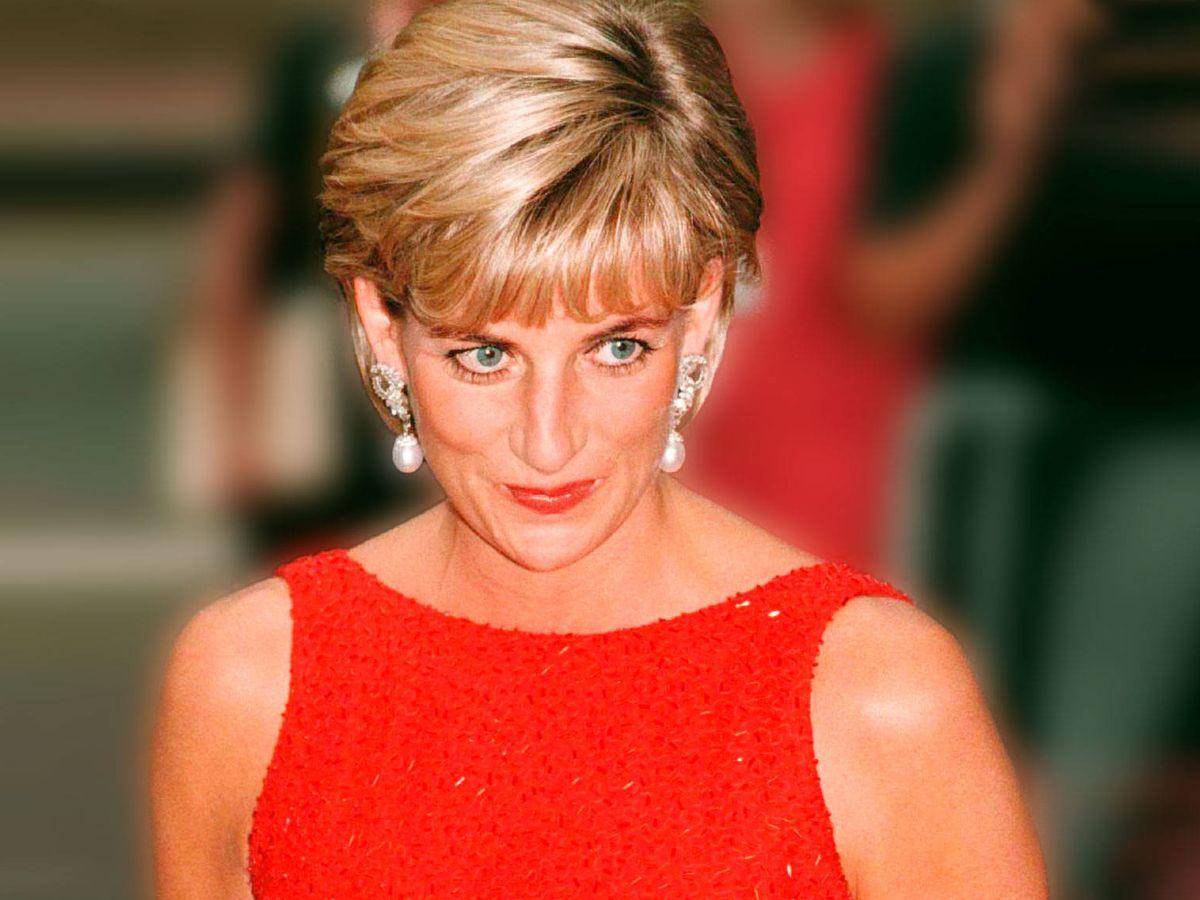 Foto: Diana de Gales, en una imagen de archivo. (Getty)