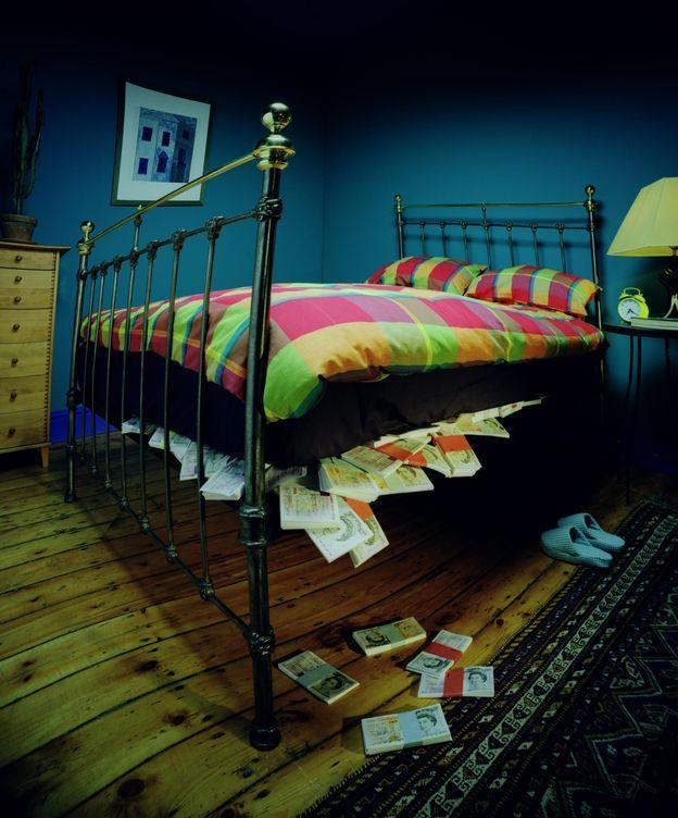 Foto: El ocaso del colchón: la inversión en acciones, fondos y planes ya supera a la de los depósitos