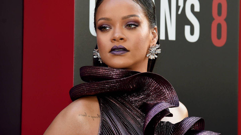 Tras el maquillaje, Rihanna ha lanzado la línea de moda Fenty. (Getty)