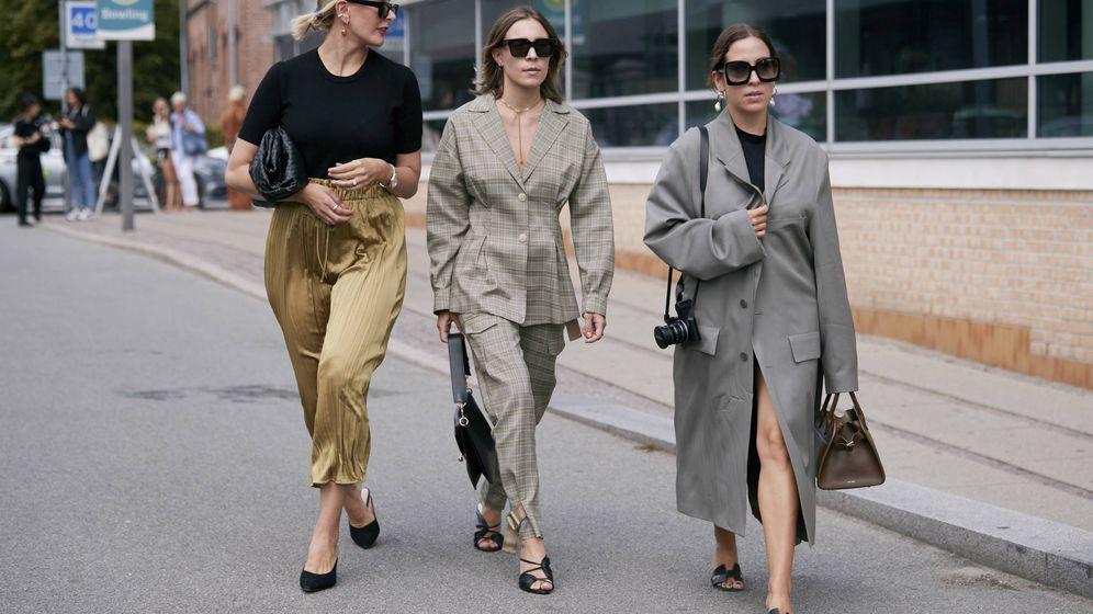 Foto: Sucumbe al poder de los outfits monocromáticos. (Imaxtree)