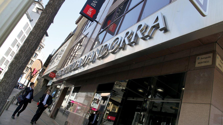 Foto: Imagen de una sede de Banca Privada de Andorra (BPA) en el Principado (EFE)