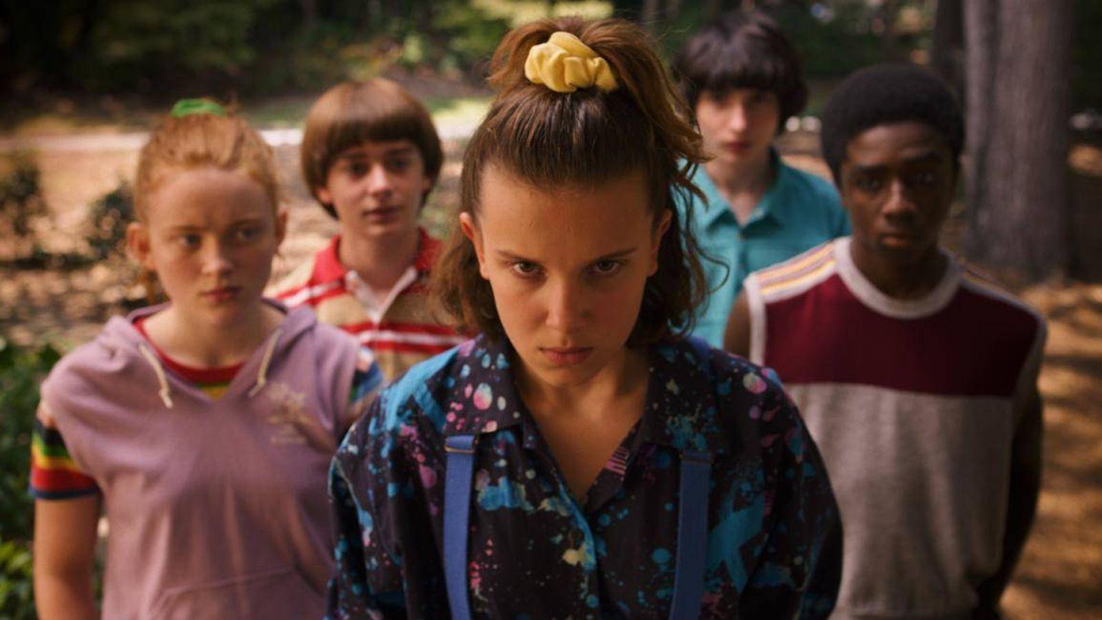 Foto: 'Stranger Things 3'. (Netflix)