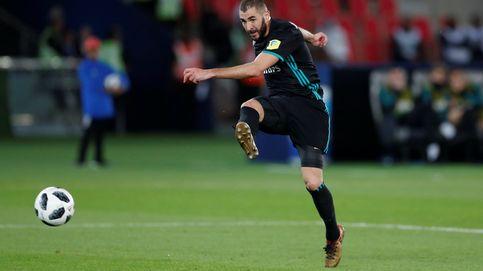 Zidane no necesita ahora a Kepa, lo que le urge es un delantero que marque goles