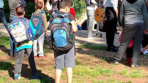Madrid hará miles de pruebas a escolares para saber su grado de inmunidad