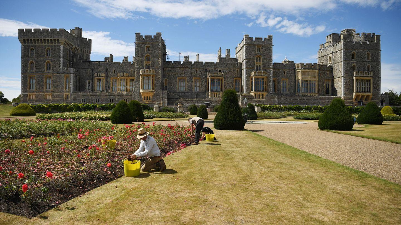 El castillo de Windsor. (EFE)