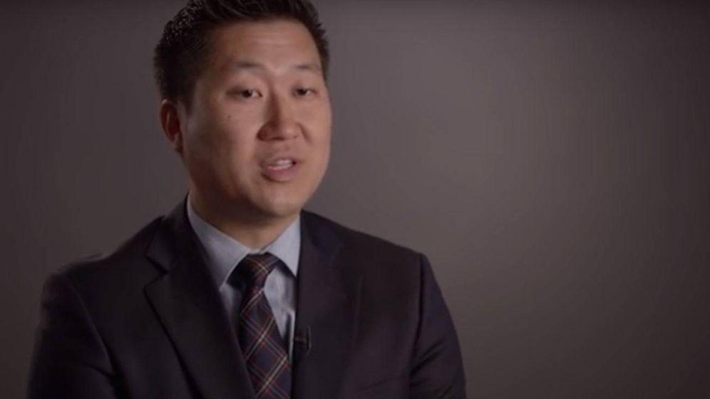 Foto: Timothy Kim en una entrevista en YouTube.