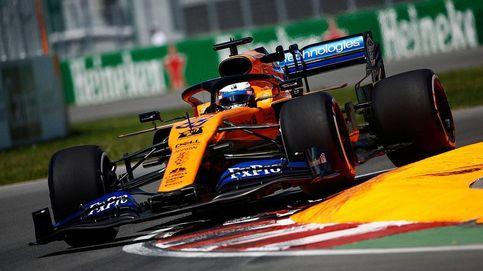 Fórmula 1 en directo: la clasificación del Gran Premio de Canadá con Carlos Sainz