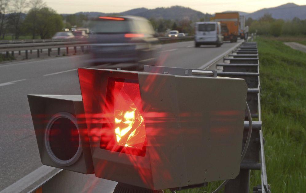 Foto: Es ilegal contar con tecnología que sea capaz de interactuar o inhibir un radar. (EFE)