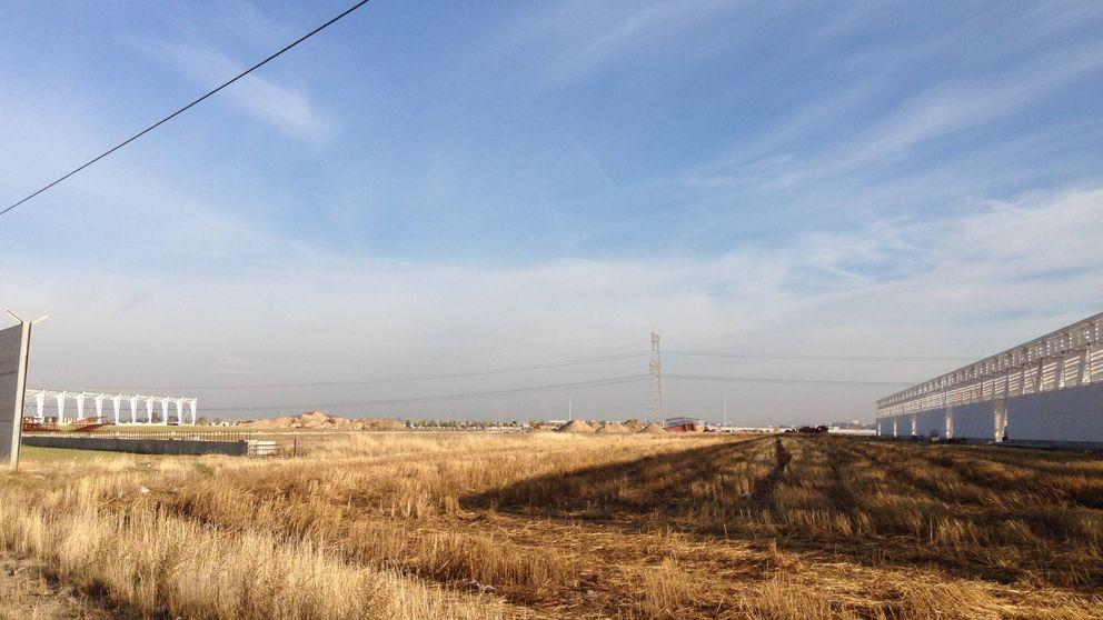 Industria avisa: las obras ilegales del 'rey de la chatarra' amenazan líneas eléctricas