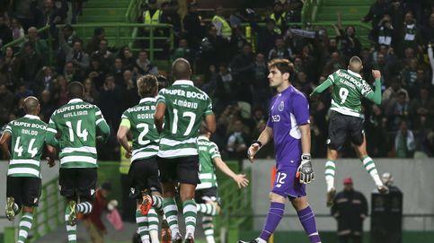 Casillas visita al Leicester para medirse con su bestia negra en Portugal