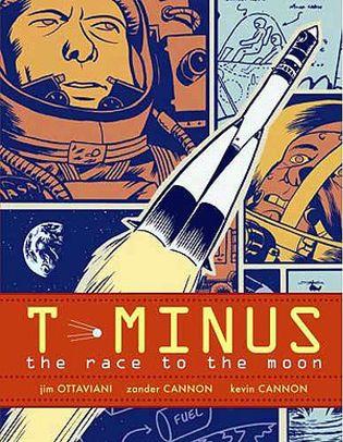 Foto: La carrera espacial, viñeta a viñeta