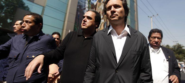 Foto: El nuevo presidente de Pemex, Emilio Lozoya. (Reuters)