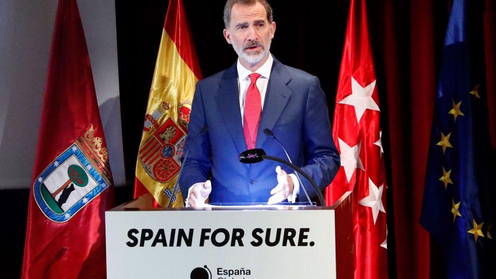 El sexto de Felipe VI: la Corona cuestionada