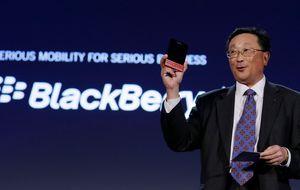 La revolución de BlackBerry sólo le vale para maquillar el desplome