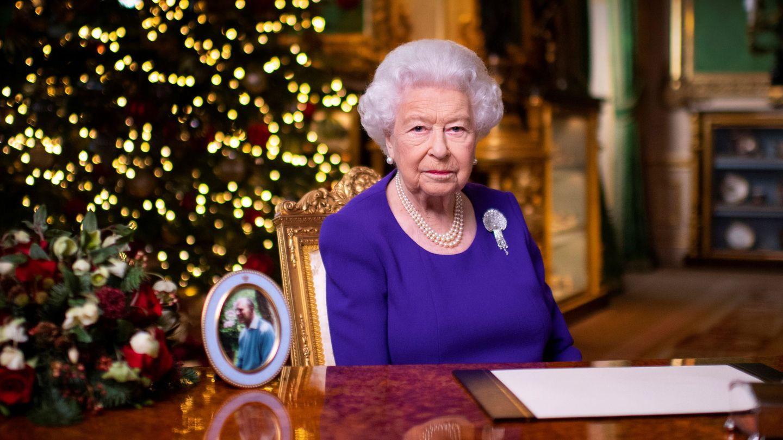 La reina Isabel, en su último discurso por Navidad. (Reuters)