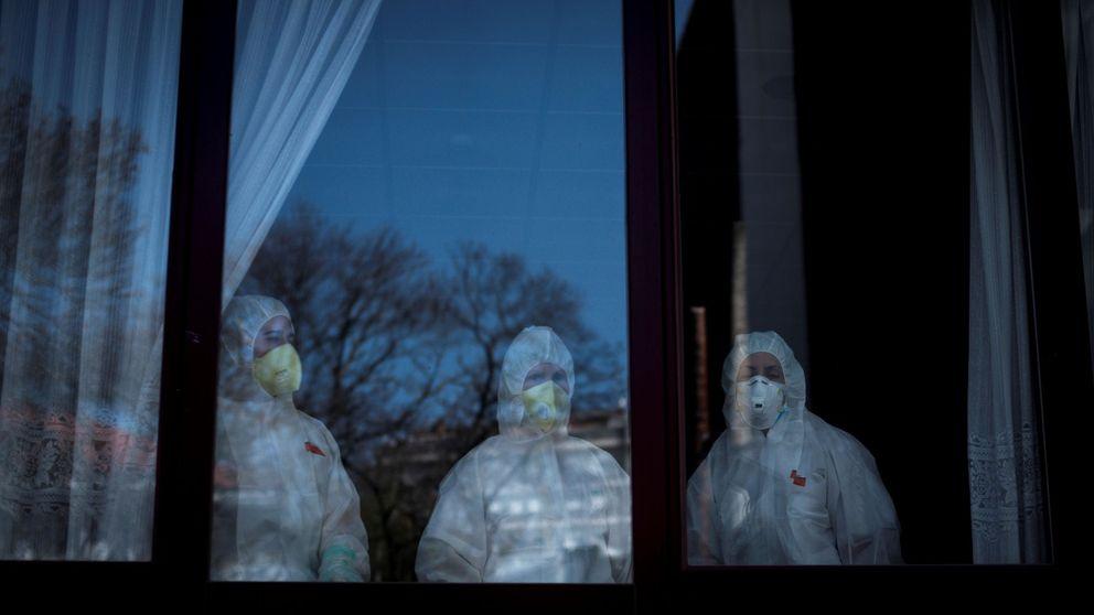 Las funerarias retirarán los cuerpos de las residencias y la UME los de los hospitales