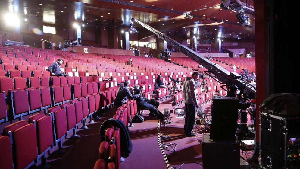 Foto: Los Goya se entregarán en el Hotel Marriott Auditorium de Madrid (EFE)