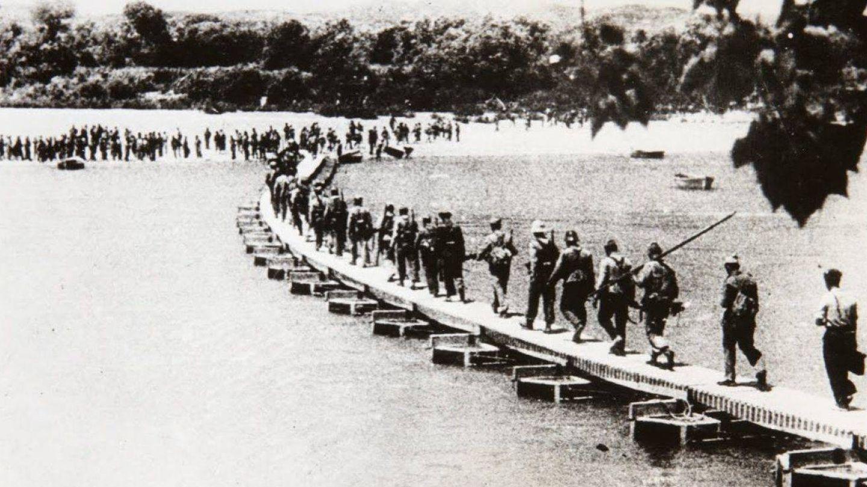 Batalla del Ebro.