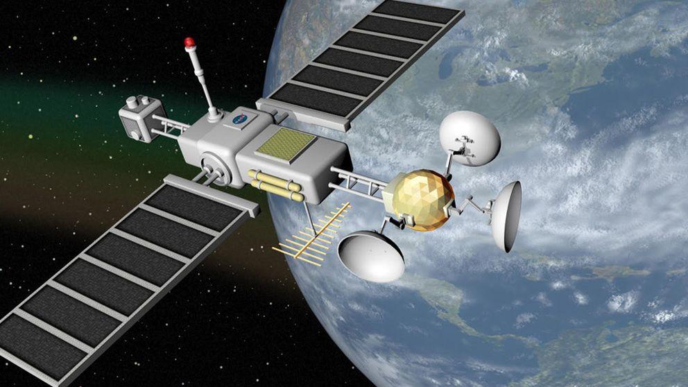Una anomalía en el sobrevuelo de los satélites sorprende a la ciencia