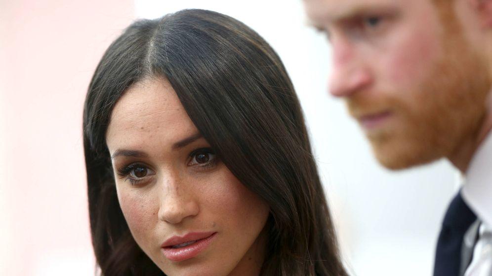 Foto: El príncipe Harry y Meghan Markle. (Getty Images)