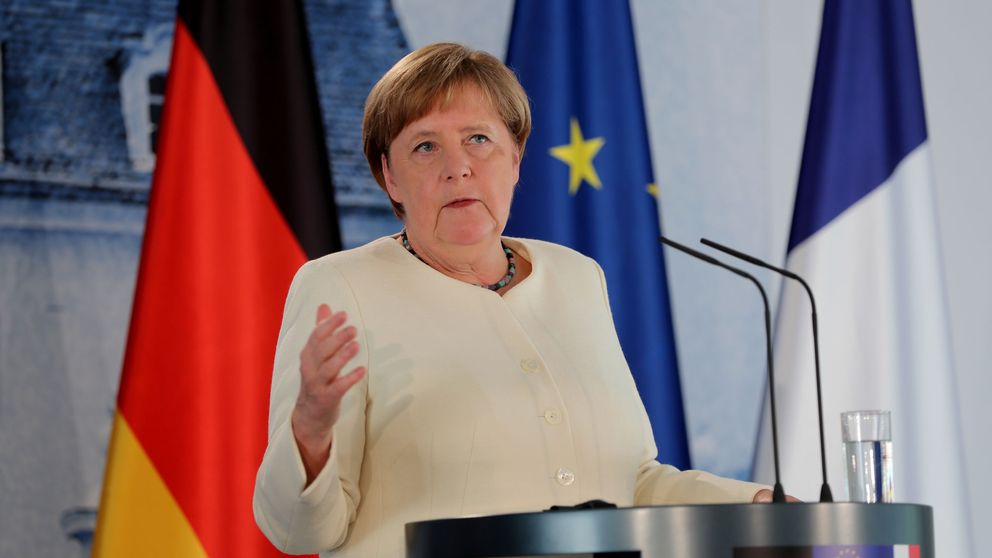 Un último empujón de Europa antes del adiós de Merkel