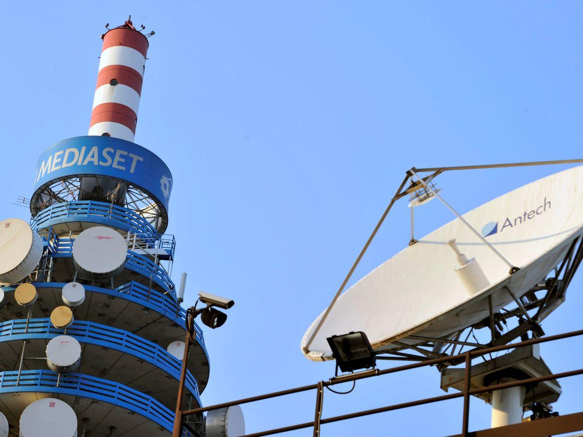 Foto: Torre de Mediaset en Milán. (Reuters)